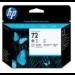 HP 72 cabeza de impresora Inyección de tinta térmica