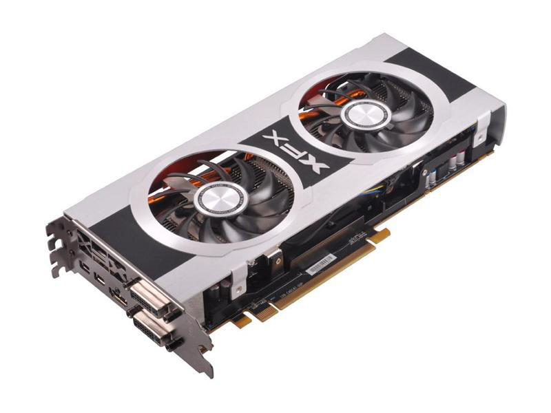 XFX Radeon HD 7000 Series HD 7870 2GB