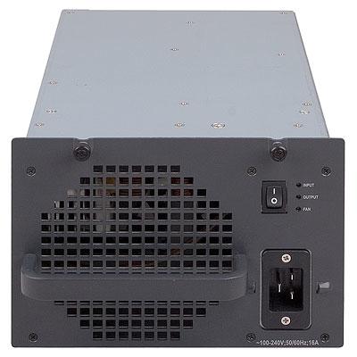 Hewlett Packard Enterprise A7500 1400W AC Power Supply Power supply network switch component