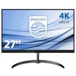 Philips E Line 276E8VJSB/00 LED display 68,6 cm (27 Zoll) 3840 x 2160 Pixel 4K Ultra HD Schwarz