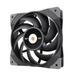 Thermaltake TOUGHFAN 12 Universal Fan 12 cm Black 1 pc(s)