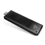 Intel BLKSTK1A32SC stick PC 1.44 GHz Atom x5-Z8300 USB Black