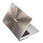"ASUS ZenBook UX303UA-DH51T 2.3GHz i5-6200U 13.3"" 1920 x 1080pixels Touchscreen Gold Notebook"
