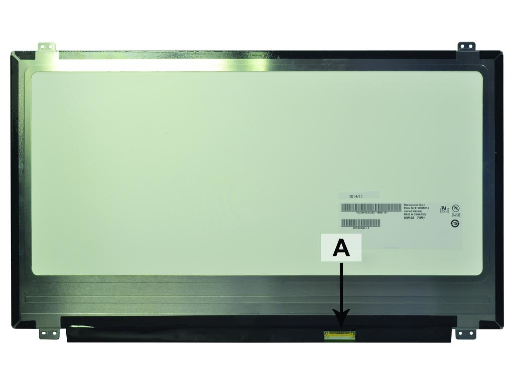 2-Power 15.6 1920X1080 Full HD LED Matte w/IPS Screen - replaces SD10A09790