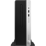 HP ProDesk 400 G5 8th gen Intel® Core™ i3 i3-8100 4 GB DDR4-SDRAM 500 GB HDD Black,Silver SFF PC