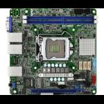 Asrock E3C246D2I server/workstation motherboard LGA 1151 (Socket H4) Mini-ITX Intel C246