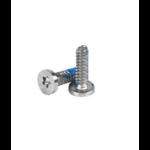 MicroSpareparts Mobile iPhone 4 Bottom Screw Set 2pcsZZZZZ], MSPP1329