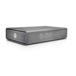 SanDisk G-DRIVE PRO Externe Festplatte 4000 GB Edelstahl