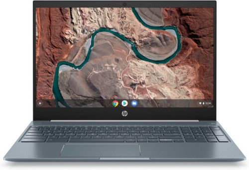 "HP Chromebook 15-de0002na Silver,White 39.6 cm (15.6"") 1920 x 1080 pixels 8th gen Intel® Core™ i3 8 GB DDR4-SDRAM 128 GB eMMC Chrome OS"