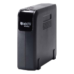 Riello iDialog 1200VA 6AC outlet(s) Compact Black uninterruptible power supply (UPS)