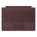 Microsoft Surface Go Signature Type Cover Borgoña Español