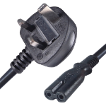 Group Gear 27-0035 power cable Black 10 m Power plug type G C7 coupler