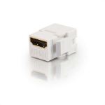 C2G Snap-In HDMI Keystone Module - White