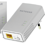 Netgear PL1000-100PES 1000Mbit/s Ethernet LAN White 2pc(s) PowerLine network adapter