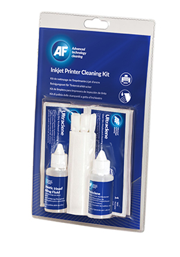AF Inkjet Fax/Printer Cleaning Kit