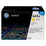HP Toner Cartridge Yellow F/ CLj CP4005, 7500PGS - CB402A