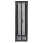 APC NetShelter SX 42U 600mm Wide x 1070mm Deep Enclosure with Sides Black Black rack