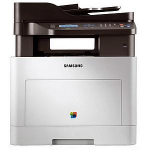Samsung CLX-6260FW Laser A4 Wi-Fi Brown,White multifunctional