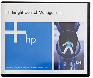 Hewlett Packard Enterprise Insight Control ML/DL Bundle E-LTU