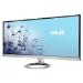 """ASUS MX299Q 29"""" AH-IPS Matt Black,Silver computer monitor"""