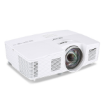 Acer Professional and Education H6517ST Desktop projector 3000ANSI lumens DLP 1080p (1920x1080) 3D White data projector