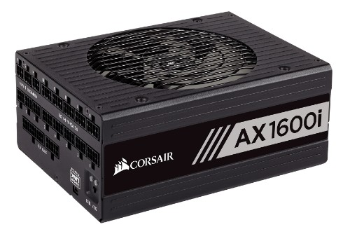 Corsair AX1600i power supply unit 1600 W ATX Black