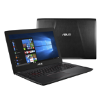 "ASUS ROG GL502VS-GZ132T 2.8GHz i7-7700HQ 15.6"" 1920 x 1080pixels Black Notebook"