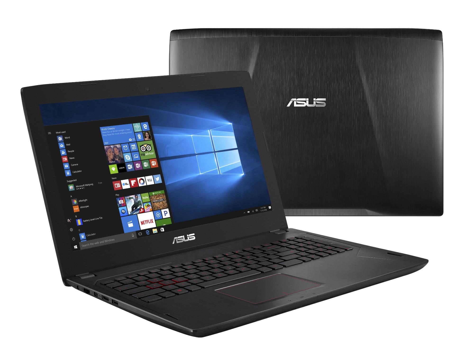 "ASUS ROG GL502VS-GZ132T 2.8GHz i7-7700HQ 15.6"" 1920 x 1080pixels Black Notebook"