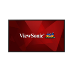 """Viewsonic CDE4320 signage display Digital signage flat panel 43"""" IPS 4K Ultra HD Black Built-in processor Android 8.0"""