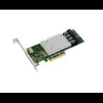 Adaptec SmartRAID 3154-16i PCI Express x8 3.0 12Gbit/s RAID controller