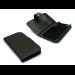 Sandberg Wallet iPhone 5/5S PU skin Black
