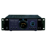 Pyle PT1100 audio amplifier