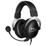 HyperX Cloud Pro Binaural Head-band Black,Silver headset
