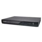 VIVOTEK ND9425P network video recorder Black