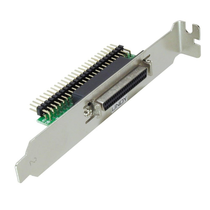 LINDY SCSI-II to SCSI-I/II External to Internal Adapter