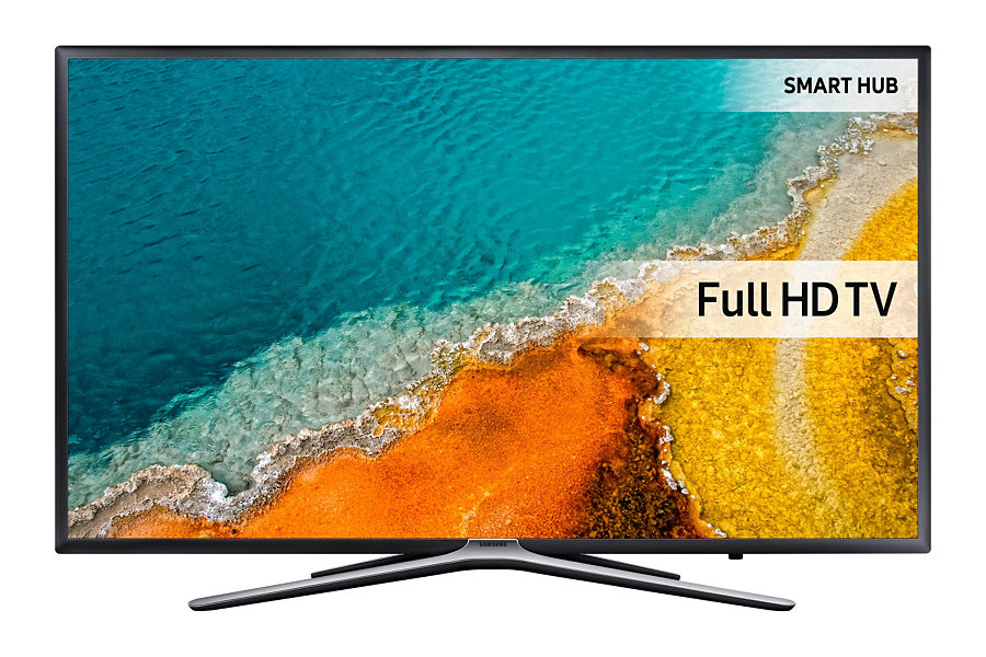 "Samsung UE40K5100AKXXU 40"" Full HD Black LED TV"