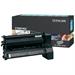 Lexmark C782X1KG Toner black, 15K pages