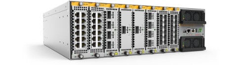 Allied Telesis AT-SBx908 GEN2 network equipment chassis 3U Grey