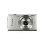 "Canon Digital IXUS 185 Compact camera 20MP 1/2.3"" CCD 5152 x 3864pixels Silver"