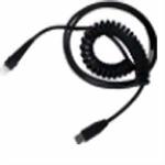 "Honeywell 42206202-03E USB cable 145.7"" (3.7 m) USB A Black"