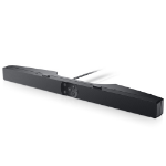 DELL AE515 soundbar speaker 2.0 channels 5 W Black Wired