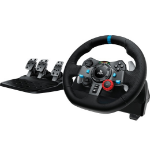 Logitech G29 Steering wheel + Pedals PlayStation 4, Playstation 3 Negro dir