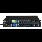 Eaton EMAH06 16AC outlet(s) 2U Black power distribution unit (PDU)