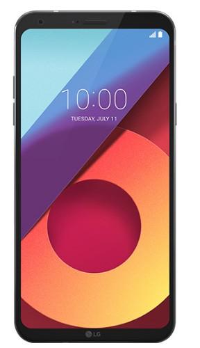 """LG Q6 M700N 14 cm (5.5"""") 3 GB 32 GB 4G Black 3000 mAh"""