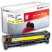 AgfaPhoto APTHPCF382AE Laser toner 2700pages Yellow laser toner & cartridge