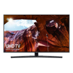 "Samsung Series 7 RU7400 165.1 cm (65"") 4K Ultra HD Smart TV Wi-Fi Black"