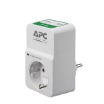 APC PM1WU2-RS surge protector 1 AC outlet(s) 230 V White