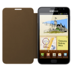 Samsung EFC-1E1CD Flip case Brown