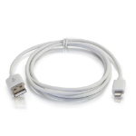 "C2G 35498 lightning cable 39.4"" (1 m) White"