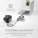 StarTech.com USB3HDCAP video capturing device USB 3.0